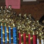 Grudge race trophies
