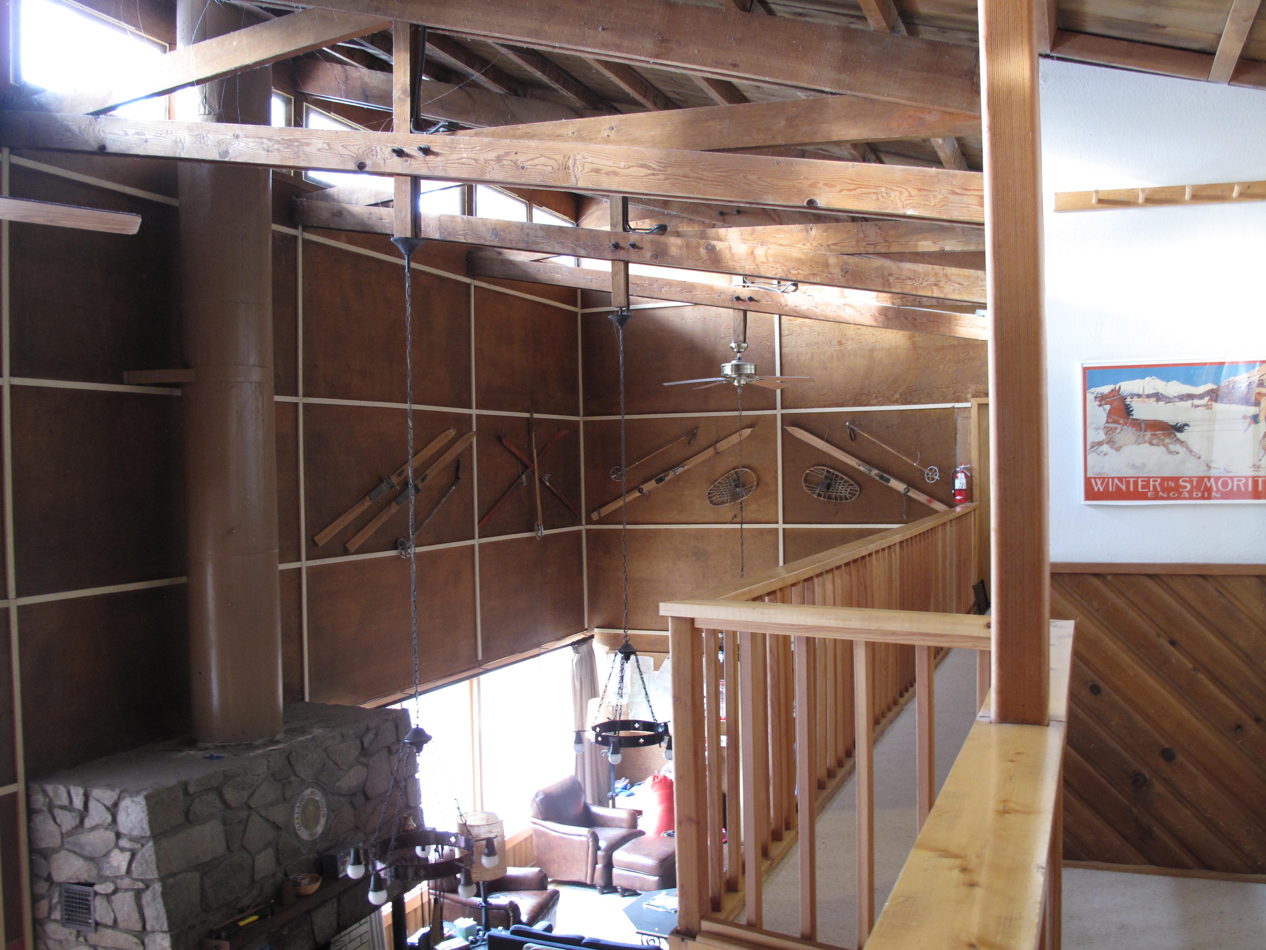 Upstairs at OSC